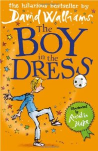 boy in the dress