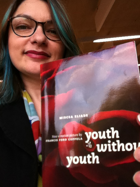 Adina, also from Willesden Green Library, chose Youth without Youth by Mircea Belidem, which was made into a film directed by Francis Ford Coppola starring Tim Roth